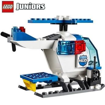 LEGO JUNIORS Преследване с полицейски хеликоптер Police Helicopter Chase, 10720