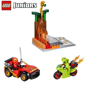 LEGO JUNIORS Змийска схватка Snake Showdown, 10722