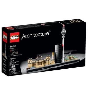 LEGO Architecture Skyline collection: БЕРЛИН, Германия Berlin, 21027