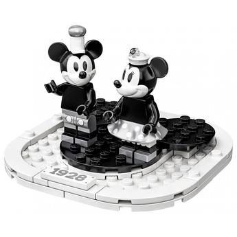 LEGO IDEAS Парният кораб Уили, Steamboat Willie, 21317