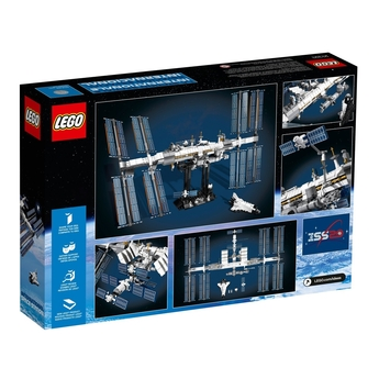 LEGO IDEAS Международна космическа станция, International Space Station, 21321