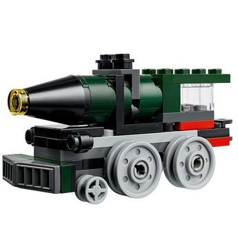 LEGO CREATOR Смарагдов експрес Emerald Express, 31015