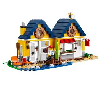 LEGO CREATOR Плажна къща, Beach hut, 31035