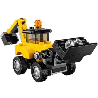 LEGO CREATOR Строителни машини Construction Vehicles, 31041