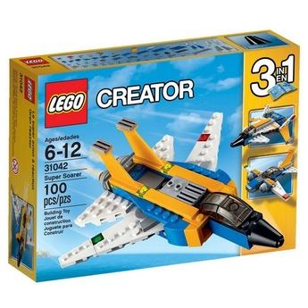 LEGO CREATOR Супер летец Super Soarer, 31042