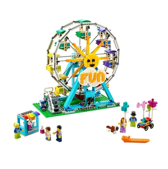 2021 LEGO CREATOR Виенско колело 3в1, Ferris Wheel, 31119