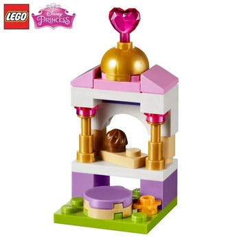 LEGO DISNEY Palace Pets Ден край басейна, Treasure's Day at the Pool, 41069