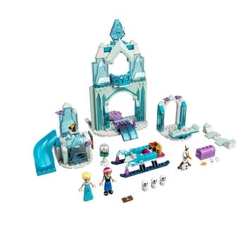LEGO DISNEY FROZEN II Замръзналото кралство на Анна и Елза, Anna and Elsa's Frozen Wonderland, 43194