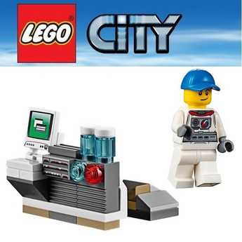 LEGO CITY SPACE PORT Стартов комплект Starter Set, 60077