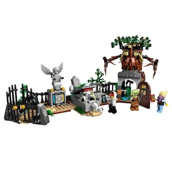 LEGO Hidden Side Мистерия на гробищата, Graveyard Mystery, 70420