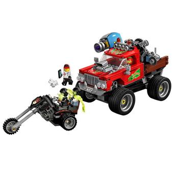 LEGO Hidden Side Камионът за каскади на El Fuego, El Fuego's Stunt Truck, 70421