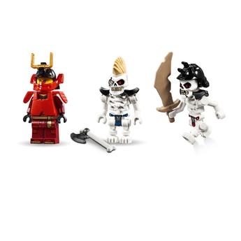 LEGO NINJAGO Самурай робот, The Samurai Mech, 70665