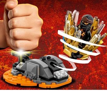LEGO NINJAGO Spinjitzu Burst - Cole, 70685