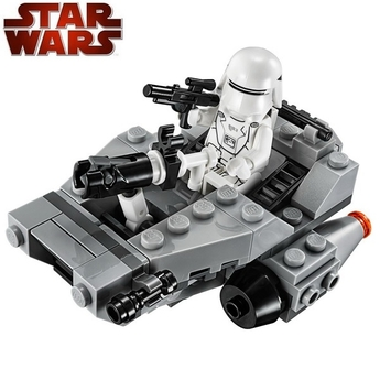 LEGO STAR WARS Сноуспидър First Order Snowspeeder, 75126