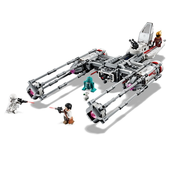 LEGO STAR WARS Y-wing Starfighter на Съпротивата, Resistance Y-wing Starfighter, 75249