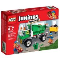 LEGO JUNIORS Камион за боклук Garbage Truck, 10680