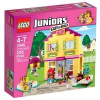 LEGO JUNIORS Семейна къща Family House, 10686