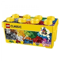 LEGO Classic Креативен комплект среден, Medium Creative Brick Box, 10696