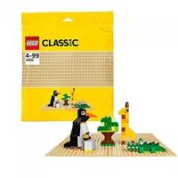 LEGO Classic Пясъчна основна плоча, Sand Baseplate, 10699