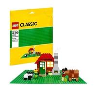 LEGO Classic Зелена основна плоча, Green Baseplate, 10700