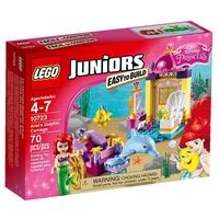 LEGO JUNIORS Каляската с делфин на Ариел Ariel's Dolphin Carriage, 10723