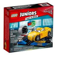 LEGO JUNIORS Симулатор на състезания с Круз Рамирес, Cruz Ramirez Race Simulator, 10731