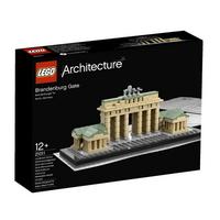 LEGO Architecture Landmark series: Бранденбургската врата, Brandenburg Gate, 21011