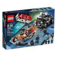 LEGO The Movie Екстремно преследване Super Cycle Chase, 70808