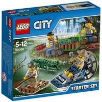 LEGO CITY Стартов комплект Полиция Swamp Police Starter Set, 60066