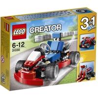 LEGO CREATOR Червен Картинг Red Go-Kart, 31030