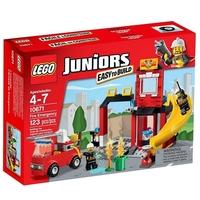 LEGO JUNIORS Противопожарна станция Fire Emergency, 10671