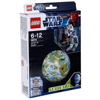 LEGO STAR WARS АТ-СТ и ЕНДОР AT-ST & Endor, 9679