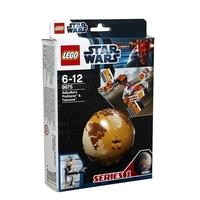 LEGO STAR WARS Кораб на Себулба Sebulba's Podracer & Tatooine - 9675