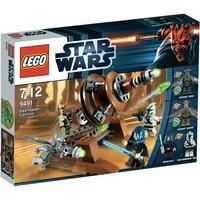 LEGO STAR WARS Оръдие на Геонозийците Geonosian Cannon - 9491