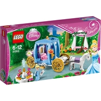 LEGO DISNEY Princess Каляската на Пепеляшка Cinderella's Dream Carriage, 41053