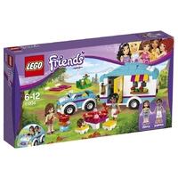 LEGO Friends Лятна каравана Summer Caravan, 41034