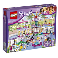 LEGO Friends Молът на ХАРТЛЕЙК Heartlake Shopping Mall - 41058