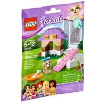 LEGO Friends Кучешка къщичка за игра Puppy's Playhouse - 41025