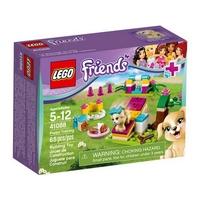 LEGO Friends Тренировка на кученце Puppy Training, 41088