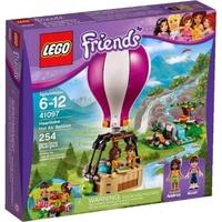 LEGO Friends Летателен балон Хартлейк Heartlake Hot Air Balloon, 41097
