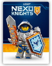 NEXO Knights NEW