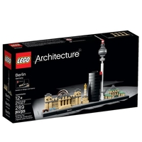 LEGO Architecture БЕРЛИН, Германия Berlin, 21027