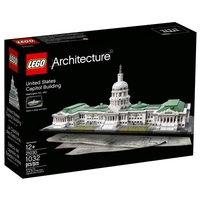 LEGO Architecture Капитолия на САЩ, United States Capitol Building, 21030