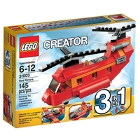 LEGO CREATOR Хеликоптер Red Rotor, 31003 (A)
