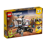 LEGO CREATOR Космически всъдеход 3в1, Space Rover Explorer, 31107