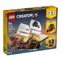 LEGO CREATOR Пиратски кораб, Pirate ship, 31109