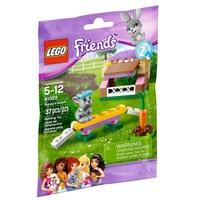LEGO Friends Колибката на Зайчето Bunny's Hutch - 41022