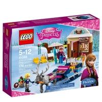 LEGO DISNEY FROZEN Приключенията на Анна и Кристоф Anna & Kristoff's Sleigh Adventure, 41066