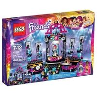 LEGO Friends Концертно шоу на Поп звезда Pop Star Show Stage - 41105