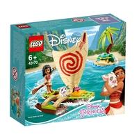 LEGO DISNEY Princess Океанско приключение на Ваяна, Moana's Ocean Adventure, 43170